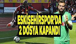 Eskişehirspor 2 oyuncu ile anlaştı
