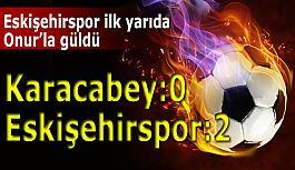 Eskişehirspor Karacebey'in konuğu