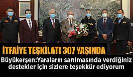 İtfaiye Teşkilatı 307 yaşında