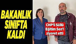 Jale Nur Süllü: Bakanlık, ilk haftadan sınıfta kaldı
