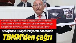 CHP'li Çakırözer Eskişehir'in yıllardır çözüm bekleyen sorunlarını tek tek sıraladı