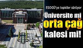 Eğitim Sen Osmangazi Üniversitesi'nde başlayan uygulamayı eleştirdi