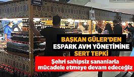 ETO Başkanı Metin Güler'den ESPARK Yönetimine sert tepki