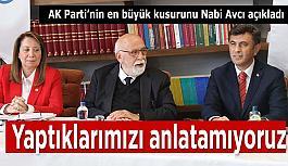 Nabi Avcı, AK Parti'nin Eskişehir'deki yatırımlarını değerlendirdi