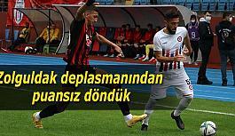 Zonguldak Kömürspor:3 Eskişehirspor:1
